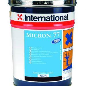 International Micron 77 Navy 5Ltr