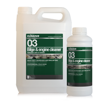 Clin Azur 03 5Ltr Professional Cold Wash