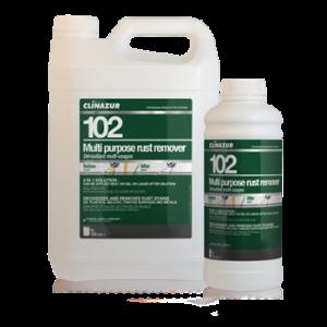 Clin Azur 102 Multi Purpose Rust Remover