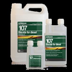 Clin Azur 107 Biocide for diesel
