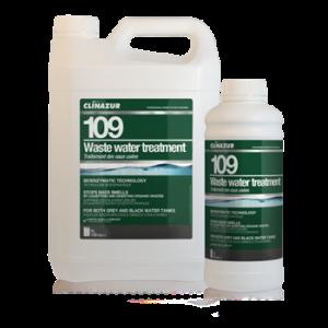 Clin Azur 109 Waste water treatment