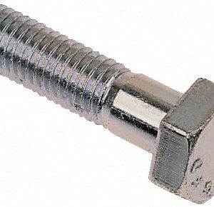 Stainless Steel Bolt Hex Mc