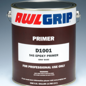AwllGrip 545 Epoxy Primer Gray Base
