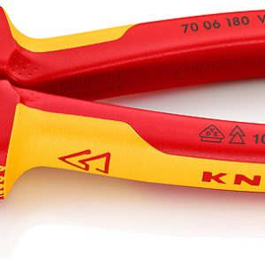 Knipex Insulated Diagonal Cutter 140mm