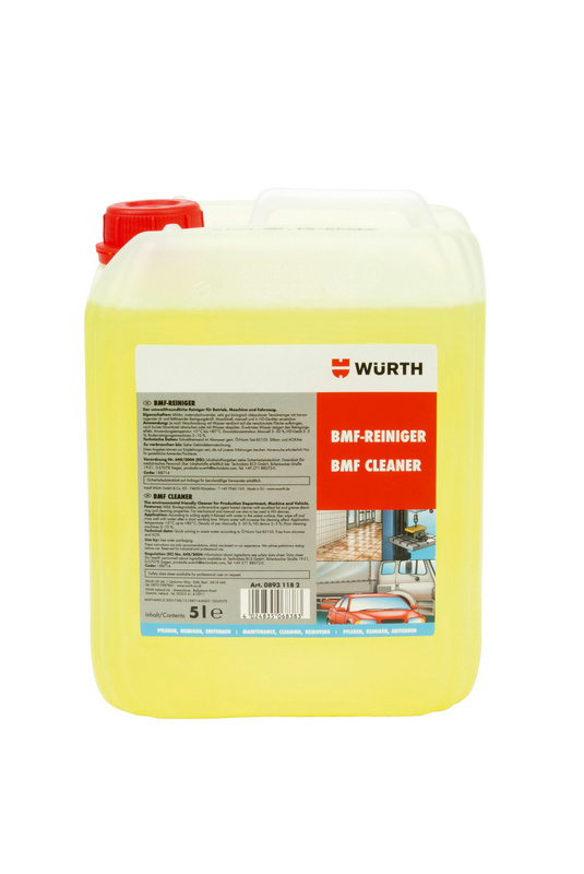 Wurth BMF Cleaner 5Ltr