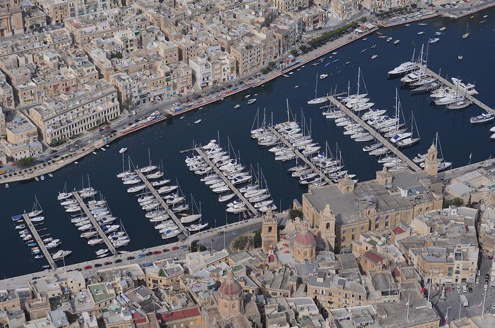 Marinas In Malta