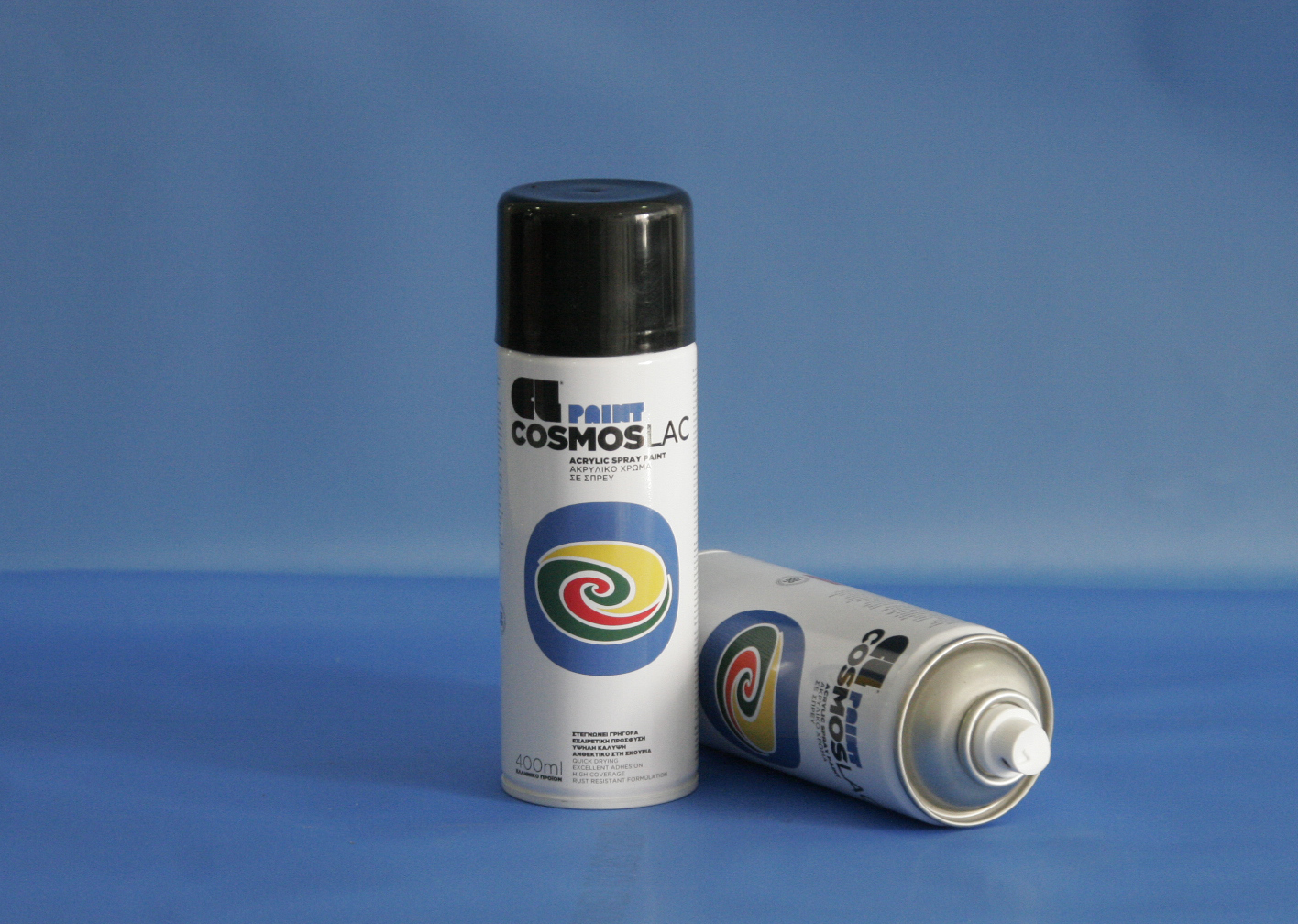 Brands Of Spray Paint Part - 20: ... Cosmos-Lac N303 400ml Gloss Black (Spray Can)