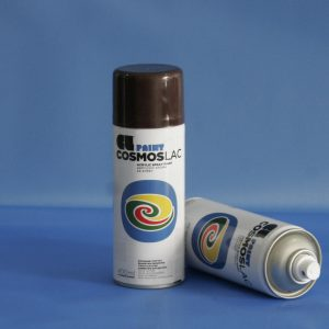 Cosmos-Lac N318 400ml Chocolate Brown Gloss (Spray Can)