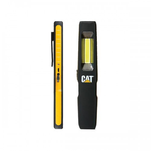 Caterpillar rechargeable smart cob / led light