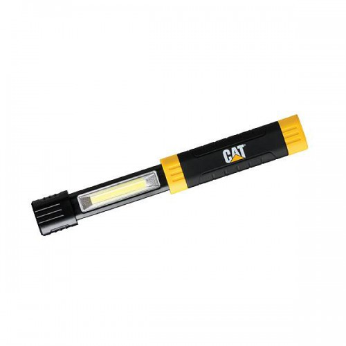 Caterpillar rechargeable extendable work cob / led light