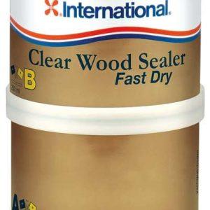 international Clear Wood Sealer 750Ltr x2