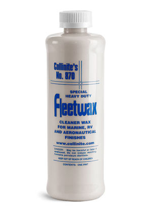 Collinite 870 Liquid Fleet Wax