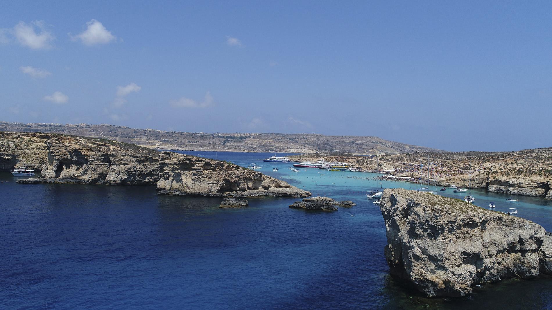 Blue Lagoon Malta - Yacht Charters Malta