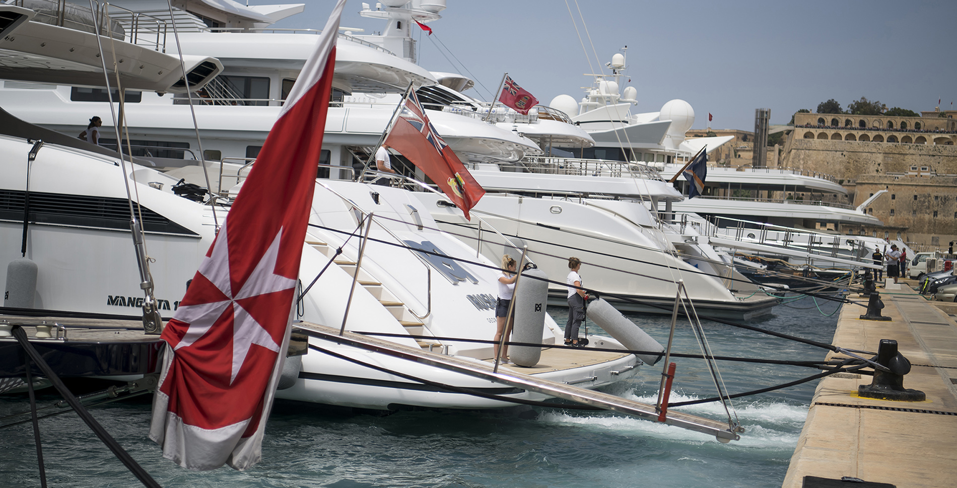 Valletta Registration, Corporate Services - Melita Marine
