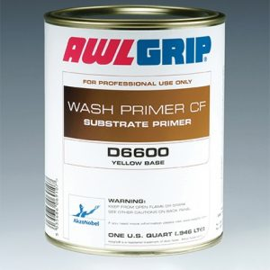 AWLGrip D6600 Wash primer Yellow base