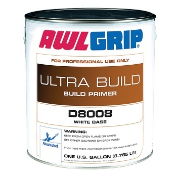 AWLGrip D8008 Ultra build primer white base