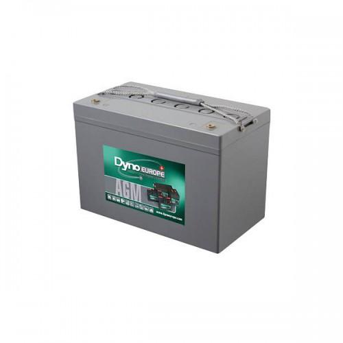 Agm battery 12v 60.7ah / c20 49.8h / c5 M6
