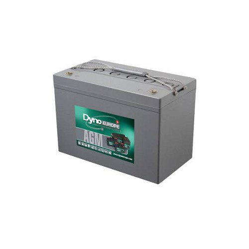 Agm battery 12v 108ah / c20 83.9ah / c5 m8