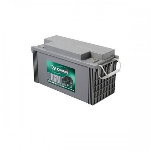 Agm battery 12v 128ah / 109ah c20 / c5 m8