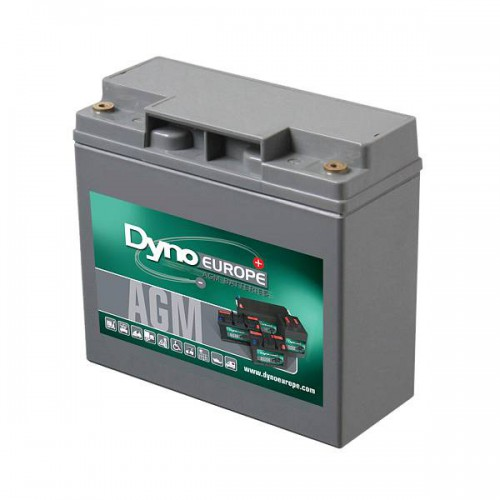 Agm battery 12v 18.5ah / c20 15.5ah / c5 m5