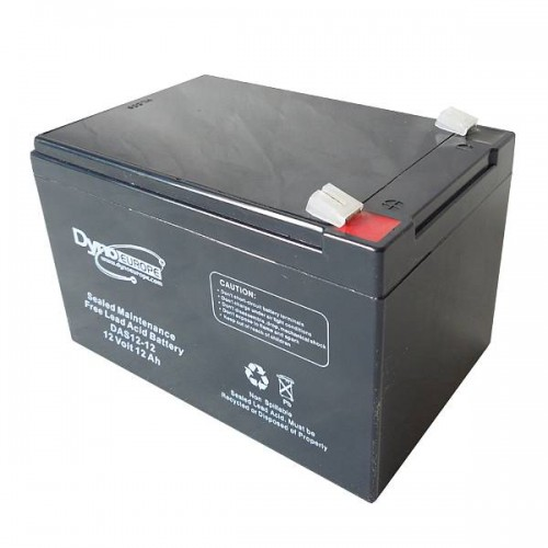 Agm battery 12v 12ah / c20 10.2ah / c5 t2