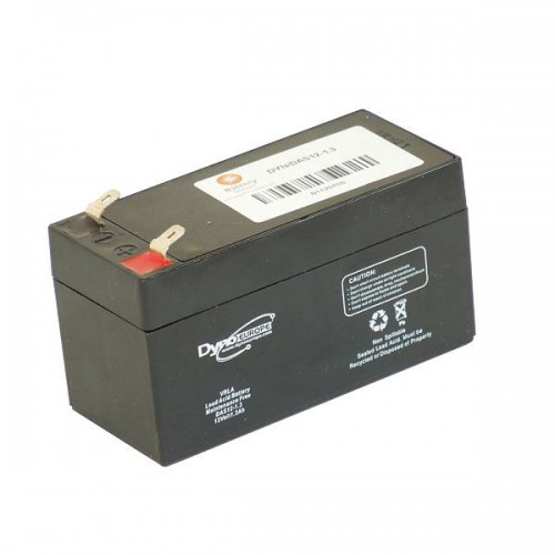Agm battery 12v 1.3Ah / c20 1.1ah / c5 t1