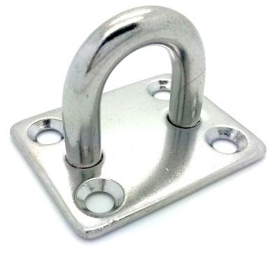 Stainless Steel Eye Plate