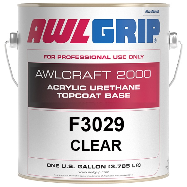 AWLGrip - F3029 Awlcraft 2000 High Gloss Clear Base