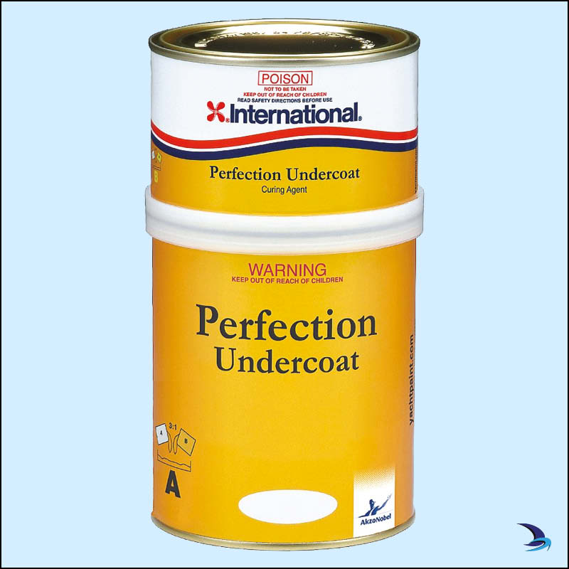 International Perfection Undercoat Clear 750Ltr