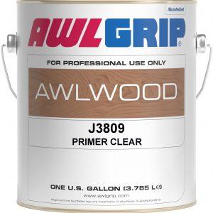AWLGrip - J3809 Awlwood Ma primer Clear