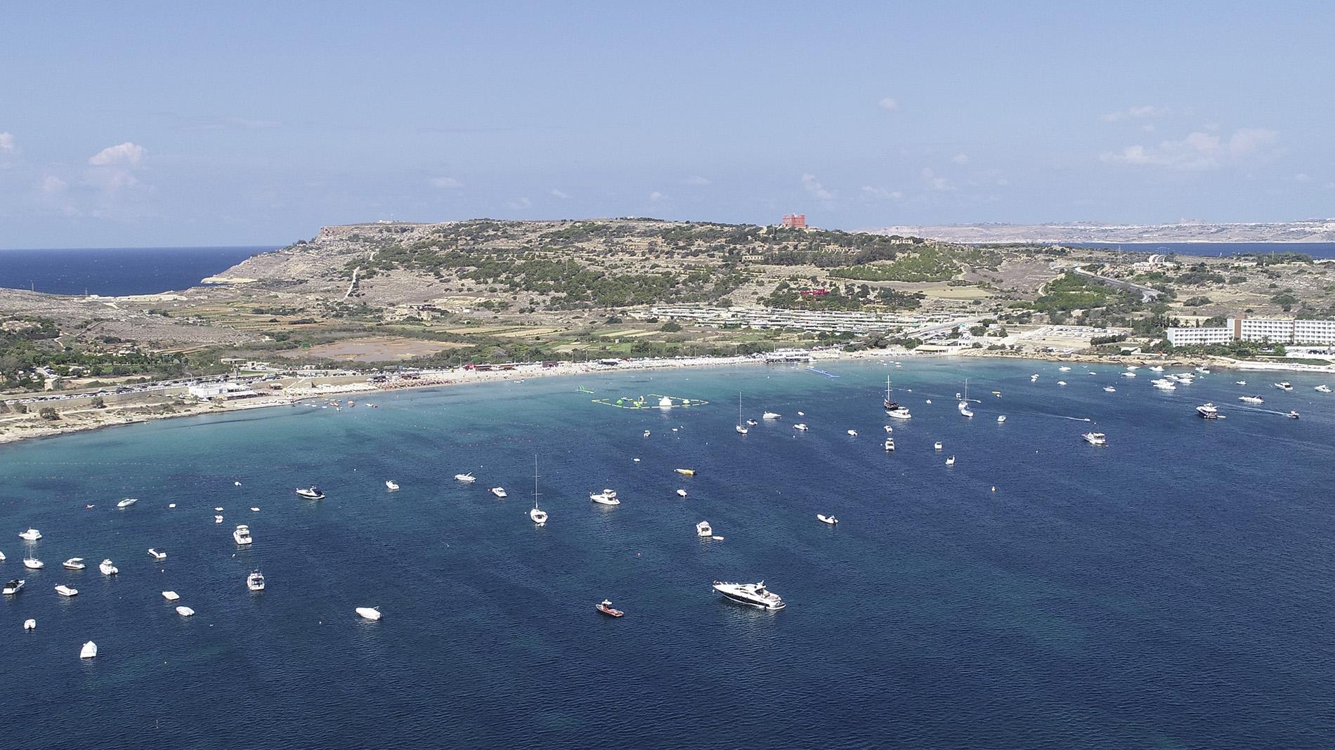 Mellieha Bay Malta, Yacht Charters