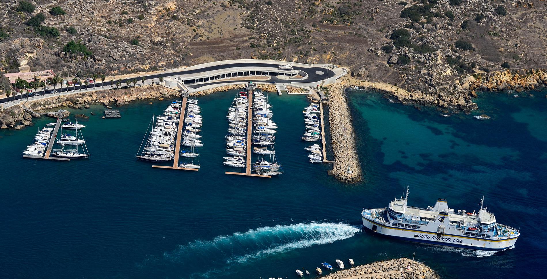 Mgarr Marina, Gozo