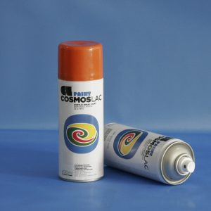 Cosmos-Lac N331 400ml Signal Orange Gloss (Spray Can)