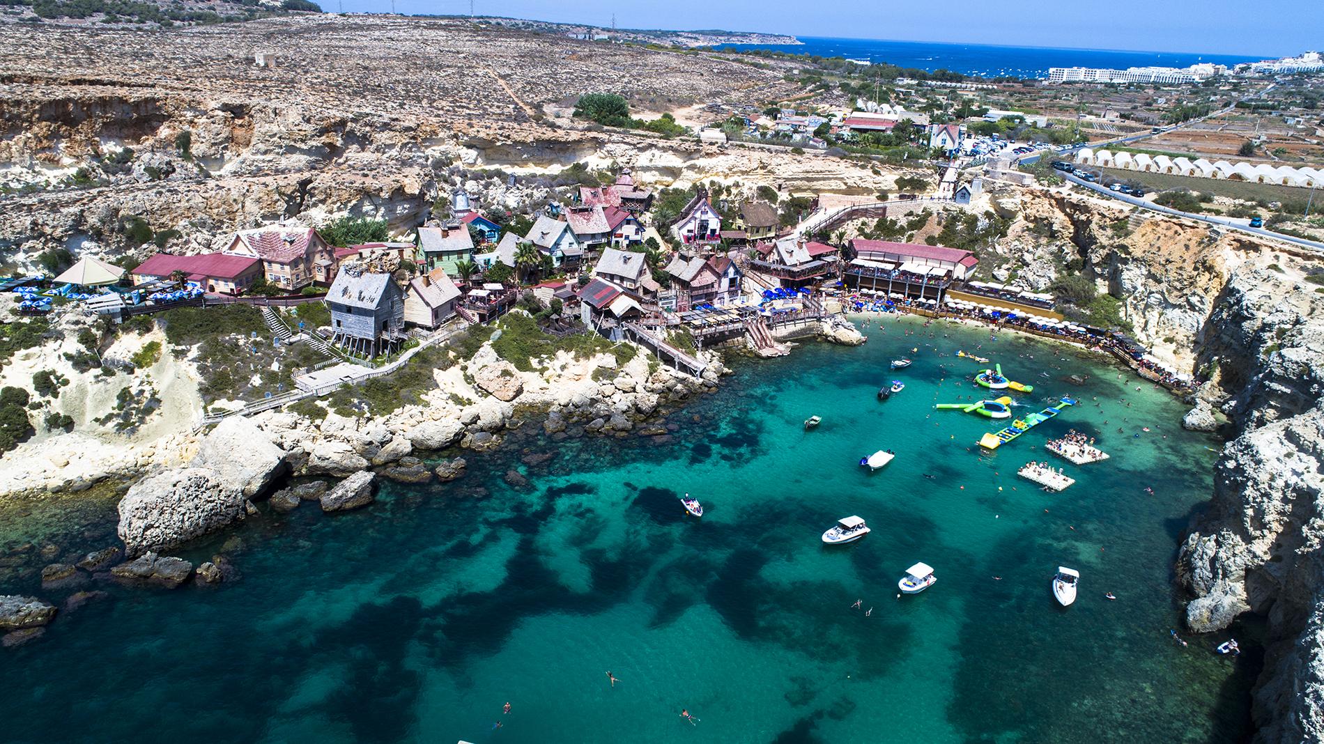 Anchor Bay Malta , Yacht Charters Malta