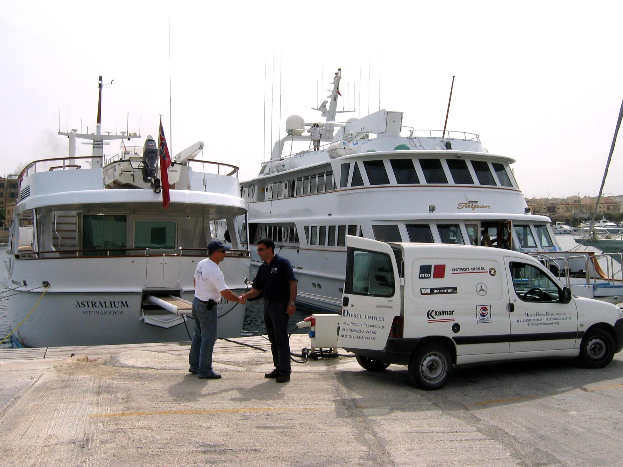 Yacht Provisions in Malta, Superyacht Agency Malta