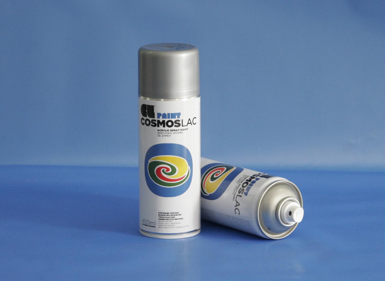 Cosmos-Lac N306 400ml Light Gray (Spray Can)