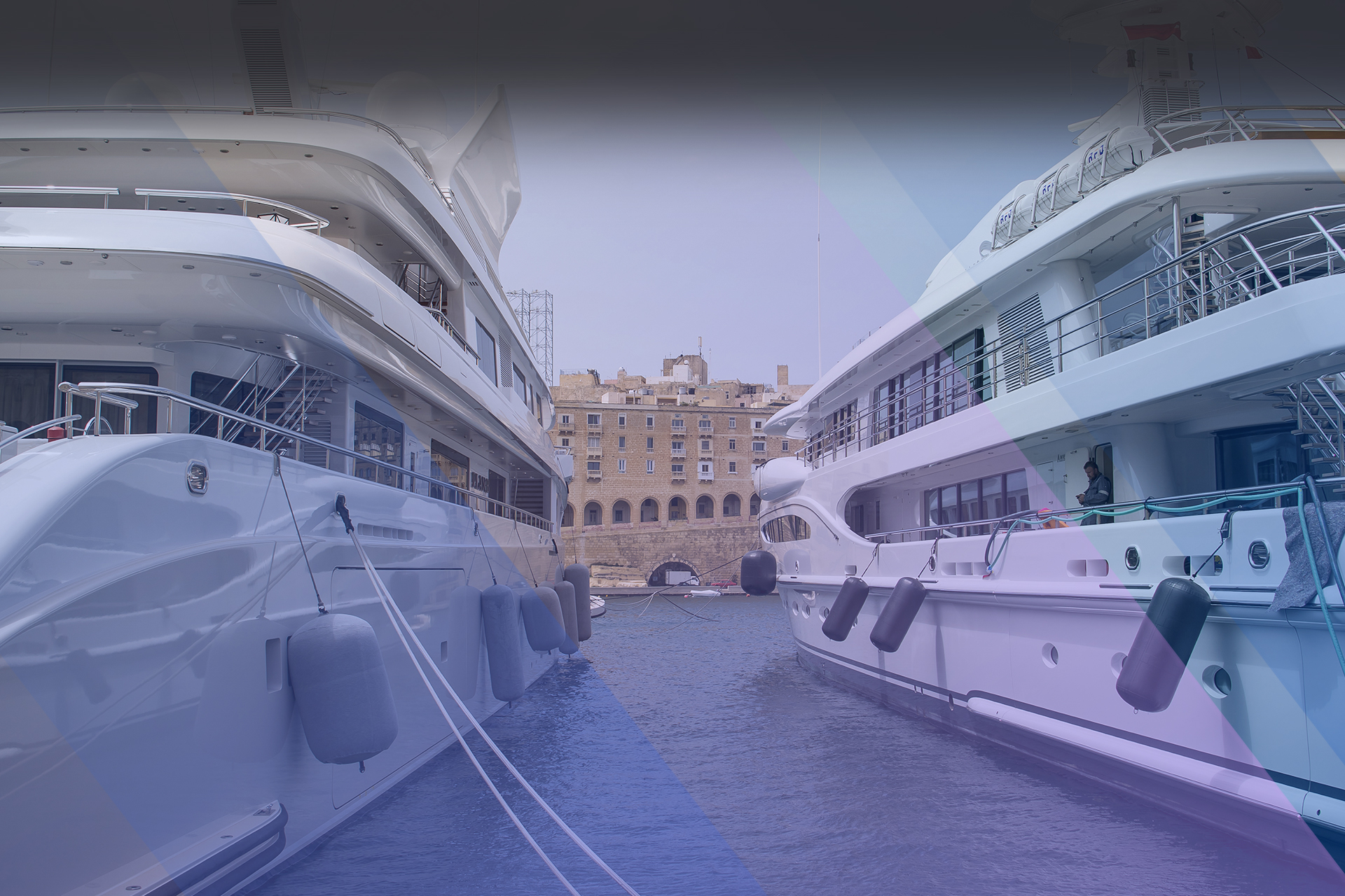 Superyacht Agency Services In Malta
