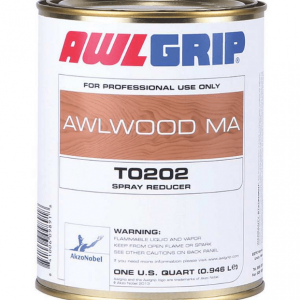 AWLGrip T0202 Awlwood ma cleaner and spray reducer