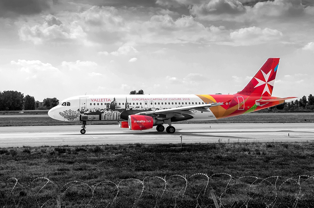 Air Malta, Flights and Travel Arrangements - Melita Marine