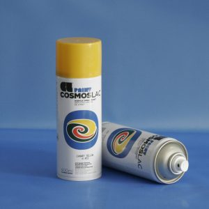 Cosmos-Lac N453 400ml Canary Yellow (Spray Can)