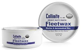 Collinite 885 Fleetwax Paste Wax