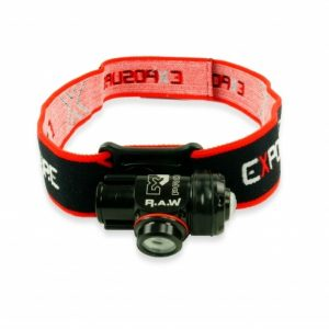 Exposure Marine R.A.W PRO Head Torch ( Red & White )
