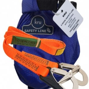 KRU Safety Line 2 Hook