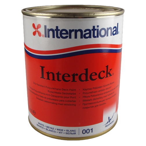 international Interdeck White 750Ltr