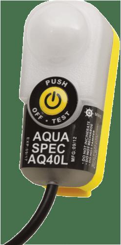 AQ40L High Performance LED Lifejacket Light