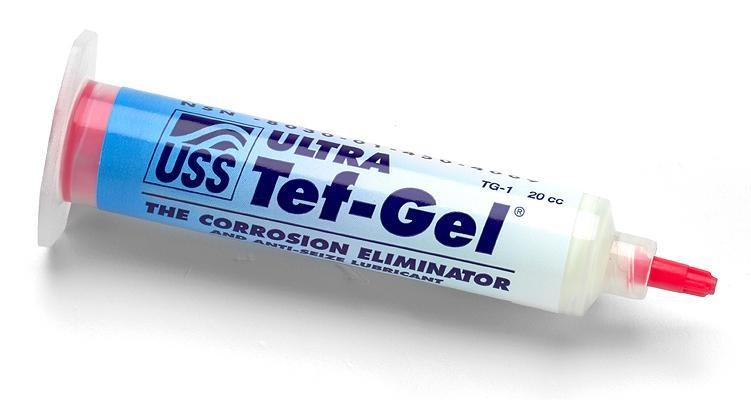 TEF Gel Tube