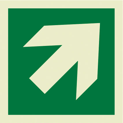 Diagonal Rotatable Arrow