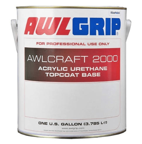 Awl Craft 2000 Acrylic Urethane Topcoat
