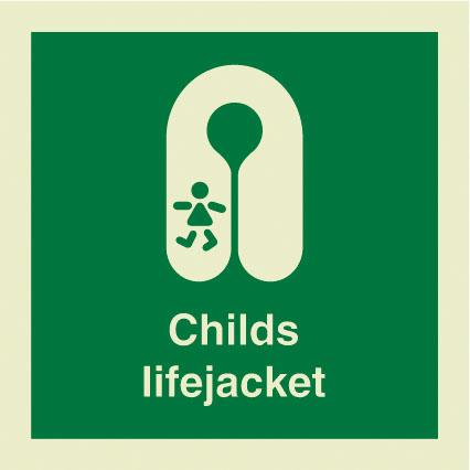Child's Life Jacket 50X50