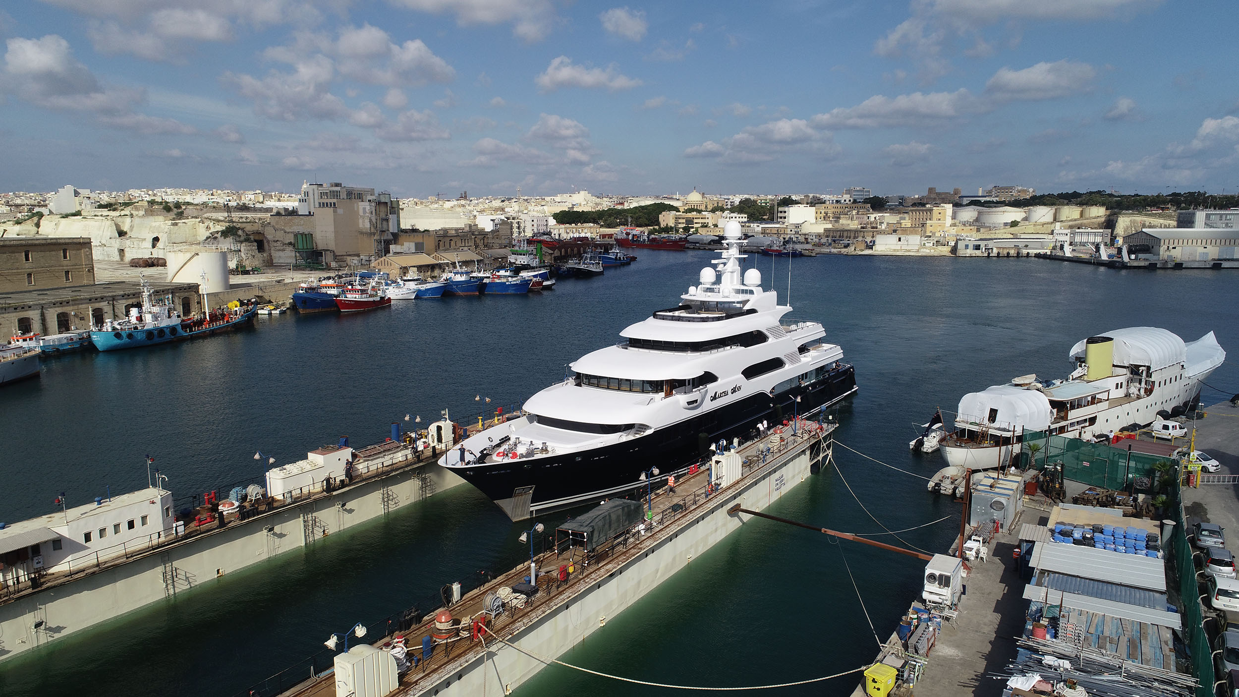 Yacht Refit Malta
